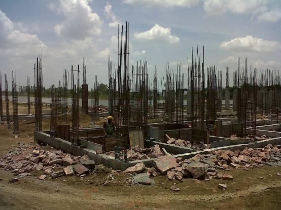 Chinarr Dream CT Construction Status