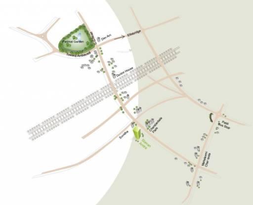 Sambhav Stavan Anitra Location Plan