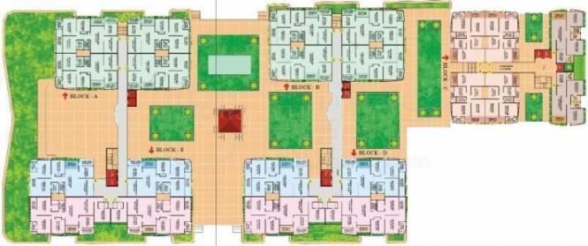 BCM Paradise Cluster Plan