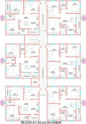 Green City Homes Cluster Plan