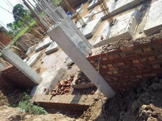 Omni Amayra Greens Construction Status