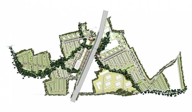 Silver Silver Springs Apartments Site Plan