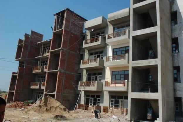 Baba Baba Apartments Construction Status