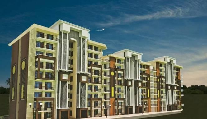 Shubham Gold Homes Elevation