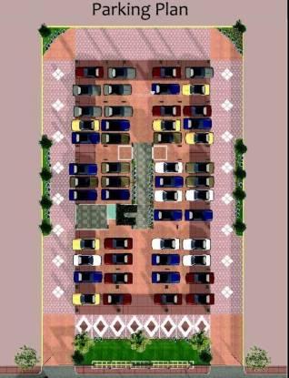 Shri Krishna Solitaire Park Cluster Plan