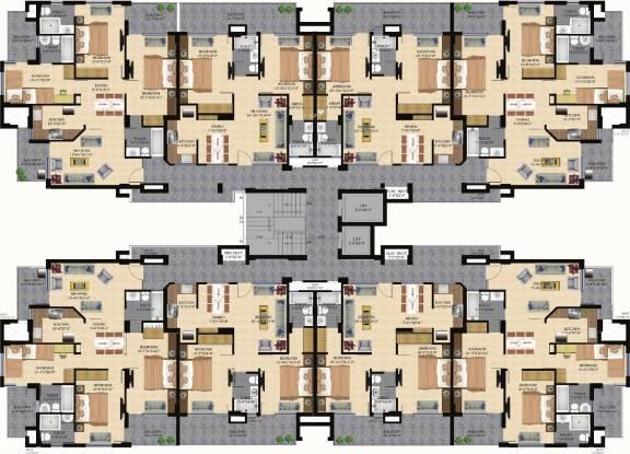 Trishla City Cluster Plan
