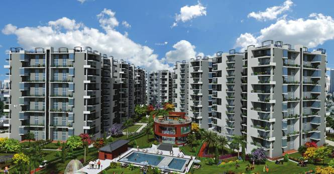 city Images for Elevation of Trishla City
