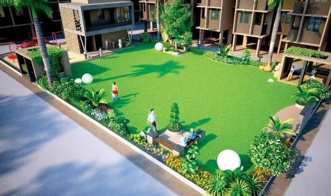 Divyajivan City Amenities
