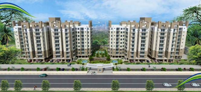 Manglam Aanchal Elevation