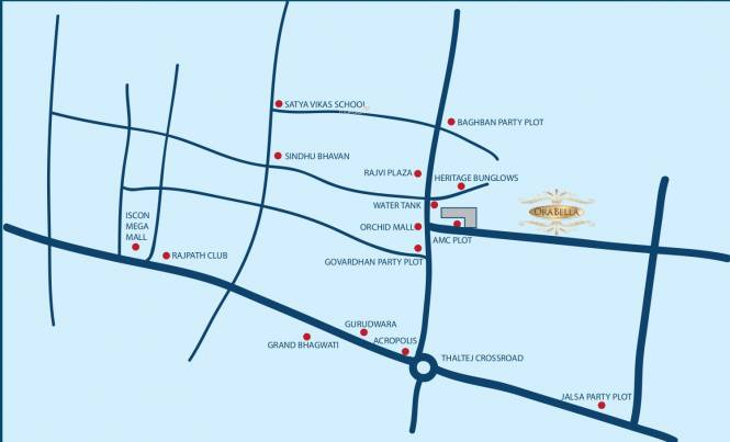 Images for Location Plan of Yashbhumi Ora Bella