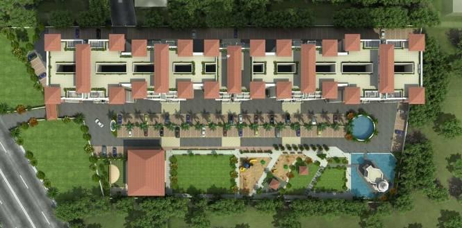 vrindavan Images for Site Plan of Samraat Vrindavan