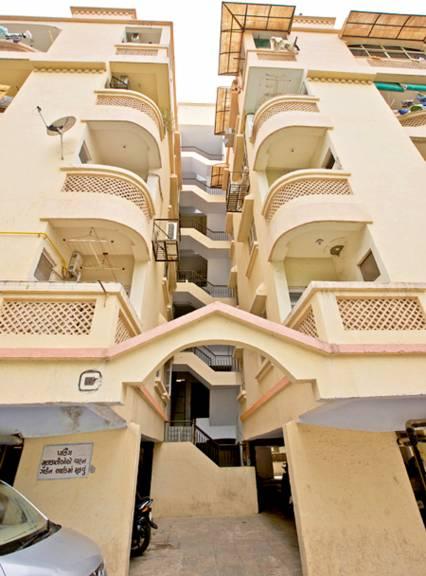 Anmol Abhilasha Apartments Elevation