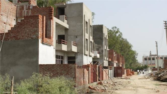 Kashi Dev Villas Construction Status