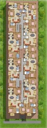 GR Maithri Cluster Plan