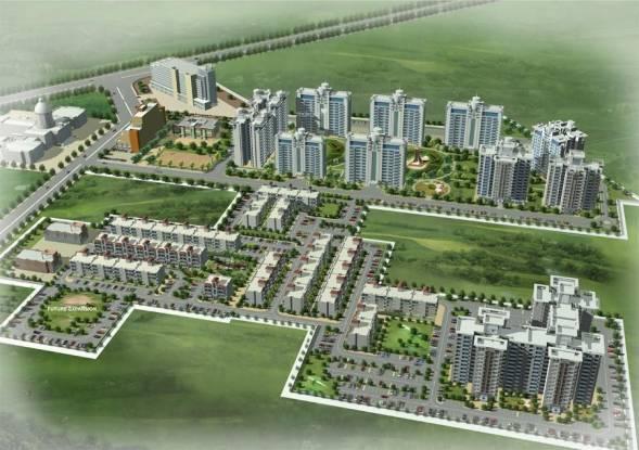 Omaxe Royal Residency Layout Plan