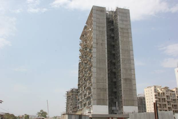 Nahar F Residences Construction Status