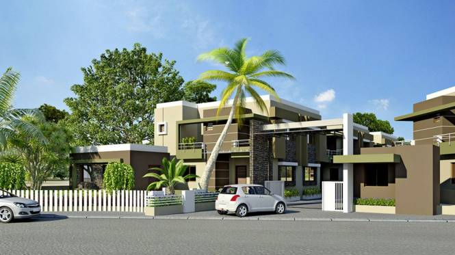 Raghukul Pranjal Residency Elevation