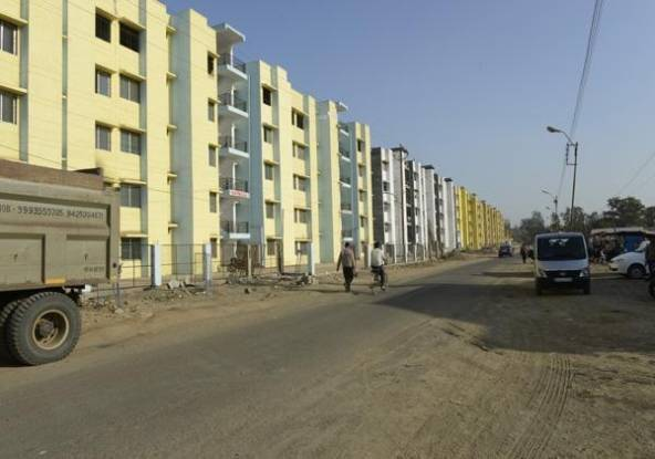Indus Realty Construction Status