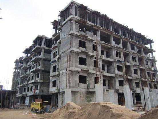 Utkal Vatika Construction Status