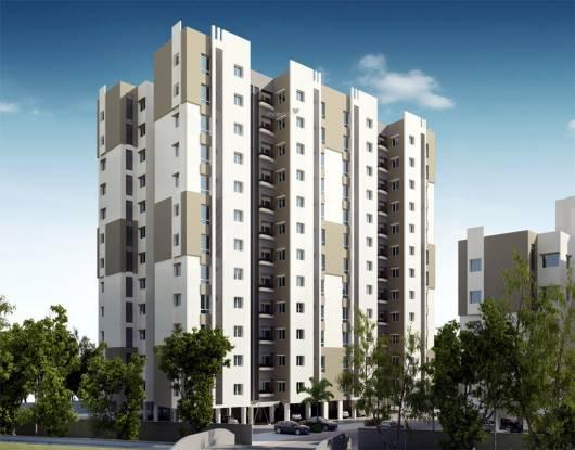 Pratham Riviera Apartments Elevation