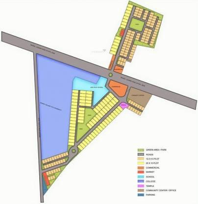 SSB Express County Layout Plan
