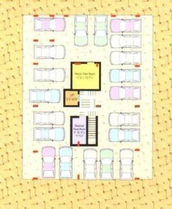 Rathi Sri Tirumala Crest Cluster Plan