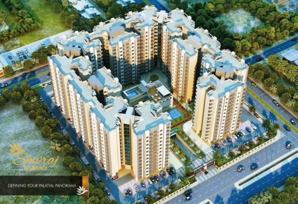 SSG Shivraj Residency Elevation