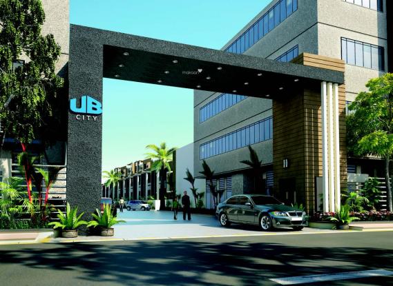 United City Apartments Amenities