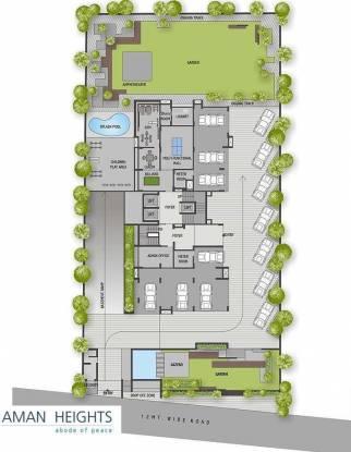 Plastene Aman Heights Layout Plan