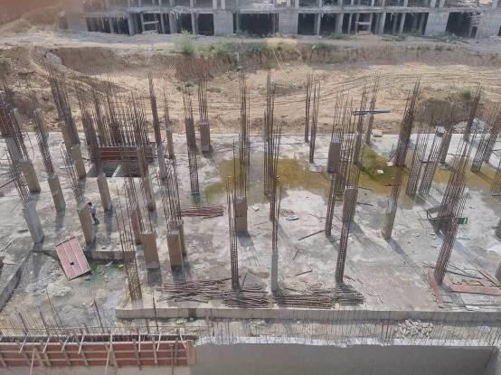Manglam Aananda Construction Status