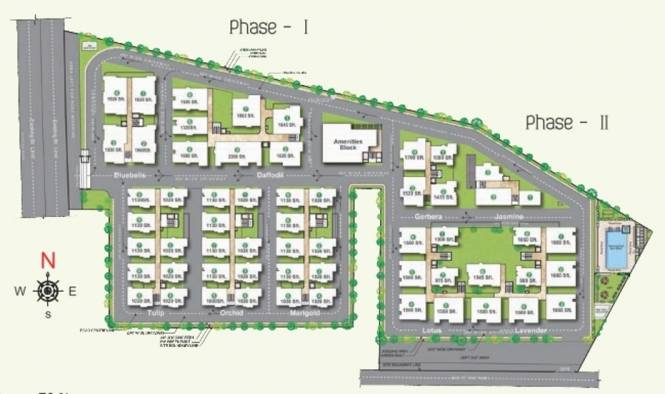 aakruthi-township Images for Master Plan of Sai Pragathi Aakruthi Township