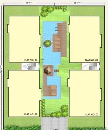 the-serenade Images for Layout Plan of Maruti The Serenade