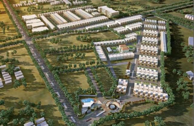 Amrit Pebble Bay Villa Site Plan