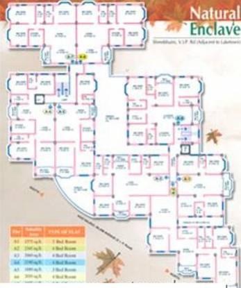 Natural Enclave Cluster Plan