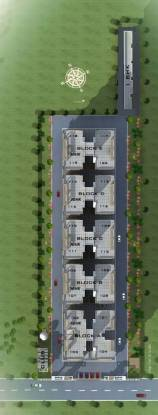 Maple Apartments Layout Plan