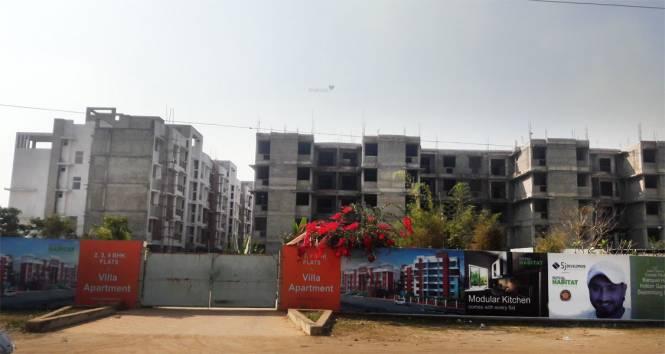 Sj Royal Habitat Construction Status