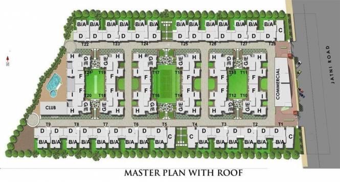 Sj Royal Habitat Master Plan