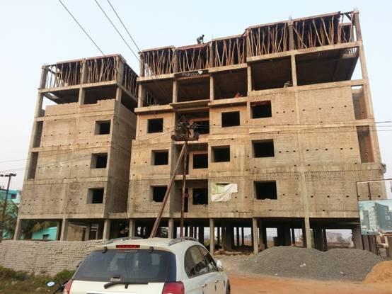 Trishakti Hlv Plaza Construction Status