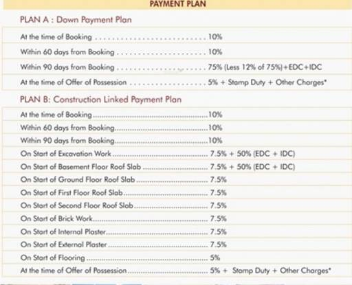 Images for Payment Plan of Tulip Ivory Villas