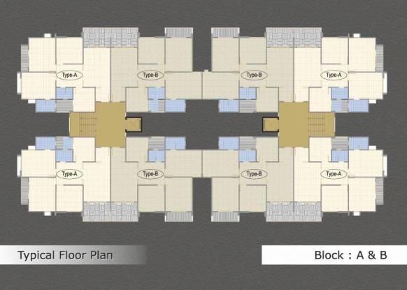 Essarjee South Block Cluster Plan