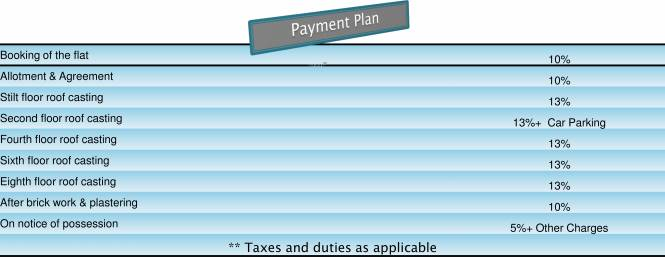 DN Northern Heights Payment Plan