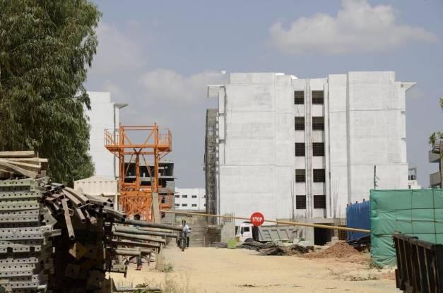 Zonasha Elegance Construction Status