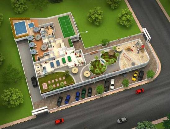 Sonal Gopal Krishna Site Plan