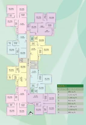 Mk Panchsheel Vatika Cluster Plan