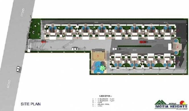 Motia Heights Site Plan