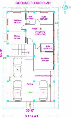 Sowbhagya Sai Lakshmi Cluster Plan