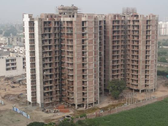 Motia Royal Citi Apartments Construction Status