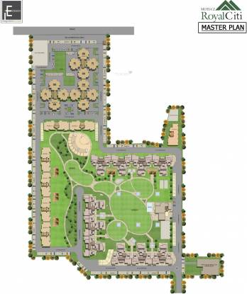 Motia Royal Citi Apartments Master Plan