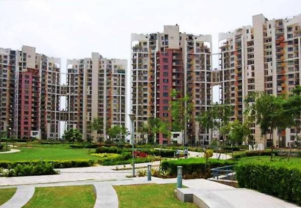 DLF Regency Park Elevation