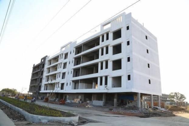 SS Infinitus Apartments Construction Status